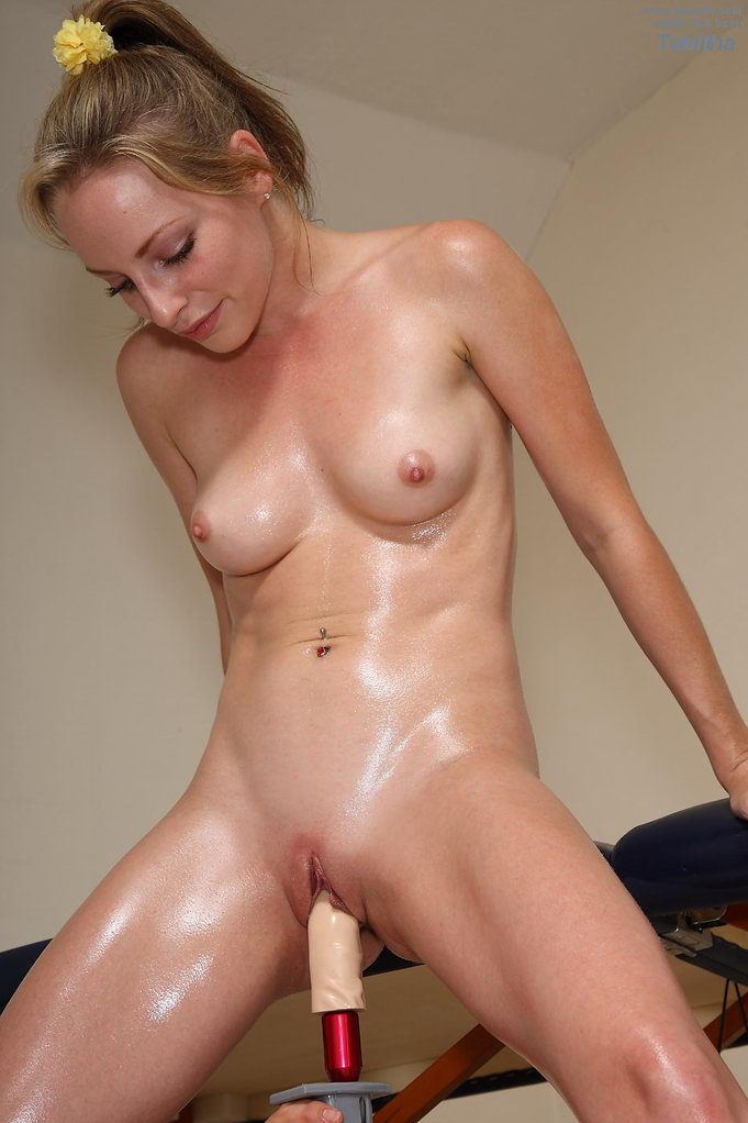 Tabitha tan shaved
