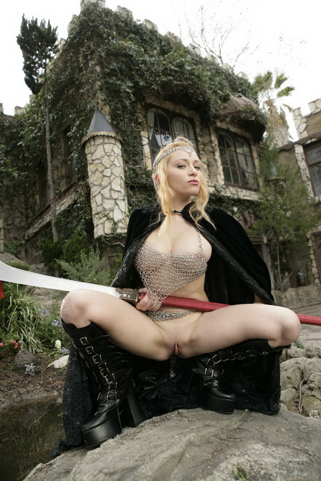 Medieval cosplay porn