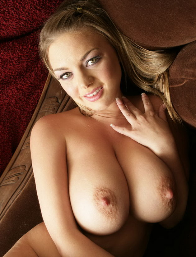big nipples erect Nude with tits