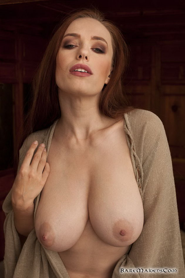Nude redheads with big tits