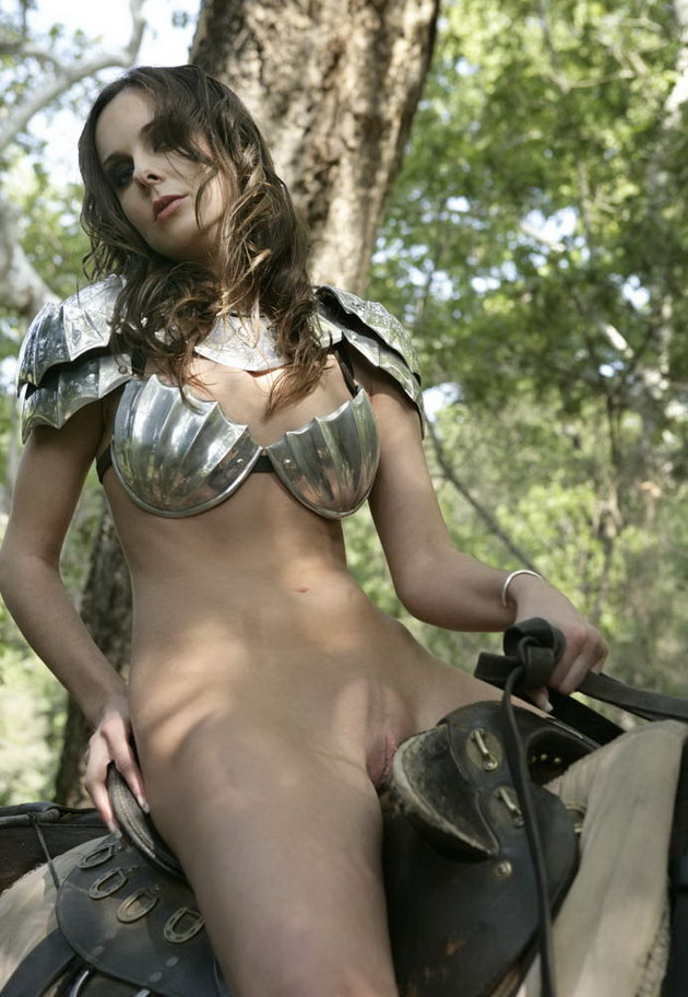 Medieval Nudity Nude House Riding
