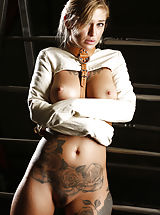 Kleo Valentien and& Savannah Fox - she is In Charge #02