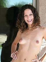 Naturist Women Are the Same Females Just They Walk Naked and When I Shoot Them They Spread Legs to Dish Cunts Out