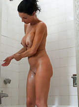 Rough slavery sex storyline feature with anal MILF!!!