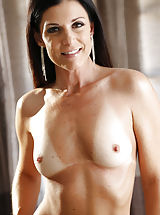 Ultra sexy Brunette cock loving MILF, India Summer, is dipping her fingers into her soaked hot fotze waiting for four cocks to invade her craving pink tight-fitting pussy. One by one we offer our throbbing poles into India s hot mouth, vagina and of cours