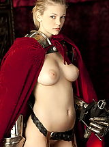 WoW nude brea the brave in game of thrones