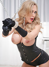 Brandi Love has some errands to run, but she also has a stalker by the name of Kenni Styles, she has a face to face encounter with him, but also wants his cock, which she gets to screw.