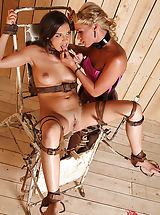 Submissive Henessy Gets Tortured By Kinky Mistress Kathia
