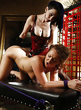 Maddy O Reilly And Mistress January Seraph - Shes In Charge #02