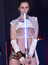 Nymphomaniac in Space  - Orgasmic Solo Sorcery