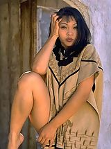 Mika Tan in Asian Nudity in Rural Mexican Areas